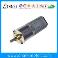 Buy Multi Ratio Spur Gear Reducer Motor CL-G12-FN30 For Electric Lock And Precise at wholesale prices