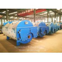 Quality High Pressure Most Efficient Gas Boiler / Gas Fired Steam Generator 1-1.6Mpa for sale