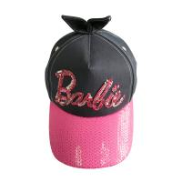 Quality Summer Flat Brim Kids Fitted Hats, Casual Childrens Baseball Hats Quick Dry for sale