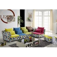 China Upholstery Fabric Sofa on sale