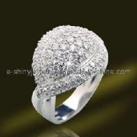 China 2011 New Designed 925 Sterling Silver Zircon Ring (RSE3325) on sale