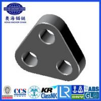 Quality Mooring Monkey Face Plate-Aohai Marine China Largest Factory with IACS and Military certification for sale