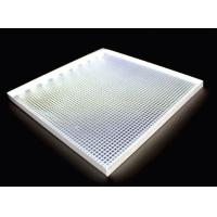 Quality Advertising LED display light panel glasswork acrylic pmma V engraving machine for sale