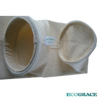 Quality dust collector filter bags Nomex filter bag for high temprature fume filtration for sale