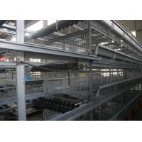 Quality Layer Chicken Farm Tools Broiler Farming In Cage System Science Design for sale