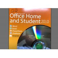 Quality Activation Software Key Code For Microsoft Office Home Student 2010 Key Card for sale