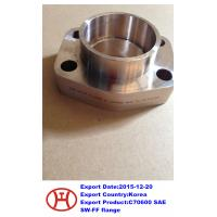 Buy C70600 SAE SW-FF flange at wholesale prices