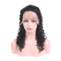 Quality Real Full Lace Human Hair Wigs With Baby Hair Deep Wave Trade Assurance for sale