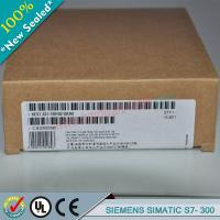 China SIEMENS SIMATIC S7-300 6ES7321-1BH02-0AA0 / 6ES73211BH020AA0 on sale