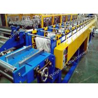 Quality Galvanized Sheet Light Keel Roll Forming Machine Steel Material 345 MPa Tension Grade for sale