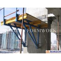 China Multipurpose Automatic Climbing System Bracket Vertical Formwork Easy Operation on sale