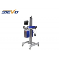 Quality Metal Plastic Air Cooling UV Laser Date Code Printer for sale