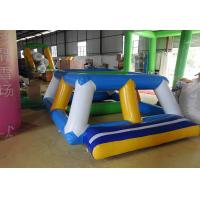 Buy cheap Customized Inflatable Water Obstacle With 1 Year Warranty SGS from wholesalers