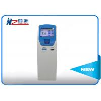 China Outdoor Hospital Check In Kiosk self service with LED touch screen , 110V/220V AC50HZ on sale