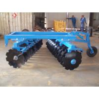China Semi-Mounted Offset Disc Harrow For Crushing Clods After Tillage , Heavy-Duty on sale