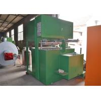 China Waste Paper Egg Tray Pulp Forming Machine , Egg Box Making Machine on sale