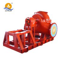 Quality Horizontal Double Suction Split Case Irrigation Centrifugal Water Pump for sale