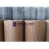 Quality 2x2 Welded Wire Mesh Concrete Square Rectangle Hole Shape 5m-30m Length for sale
