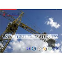 Buy 4t Fixed Self-Climbing Building Topless Tower Crane , self-lifting Tower Crane at wholesale prices