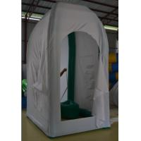 Best PVC Inflatable Outdoor Convenient Easy to Open with a Toilet Tent for Camping wholesale