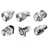 Buy 50Ohm Impedance Male Gender N Type Coax Connector For RF Application at wholesale prices