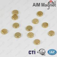 Quality Strong permanent neodymium magnets jewelry dia 3*2mm for sale