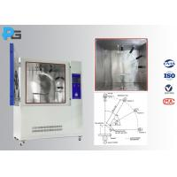 Quality ISO20653 IPX9K Ingress Protection test chamber High Temperature High Pressure for Auto Parts for sale