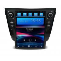Quality Nissan X Trail Qashqai Android Tesla Screen Central Multimidia GPS With 360 Camera for sale