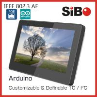 Best Smart Home Control 7 Inch Flush Mount Industrial POE Touch Tablet With Android OS RS485 wholesale