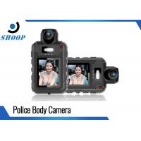 Best 360 Degree Rotate Small Police Wearing Body Cameras 1080P With 6 IR Light wholesale