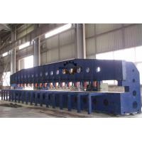 Quality High Speed Edge Milling Machine Carbon Steel 45dgr Milling Angle for sale