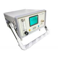 Quality Multiple Function SF6 Gas Analyzer Testing Dew Point / Purity / Gas Decomposition for sale