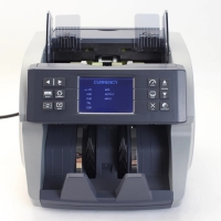 Quality FMD-880 Dual CIS bill counter and sorter USD EUR GBP DOP mix value counter mixed denomination bill counter for sale