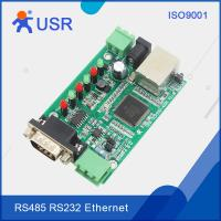 Quality [USR-TCP232-410s-PCBA]  Serial RS232 RS485 to TCP/IP Ethernet module converter for sale