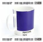 GIFTS PANTONE colors mug to your LOVER NO.7672 MUG CHINA