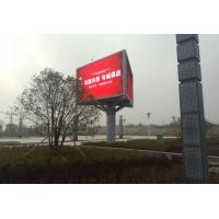 China Waterproof Outdoor Advertising LED Signs Full Color 10mm Pixel Dust Proof on sale