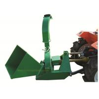 Quality 30 - 100 HP 6 Inch Chipper Shredder , 3 Point Hitch Home Wood Chipper for sale