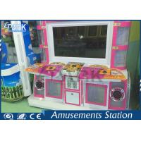 Luxury 42 Inch Screen Subway Parkour Arcade Amusement Game Machines for sale