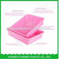 China Pet Cleaning & Grooming Products Cat Litter Box with Free Scoop on sale