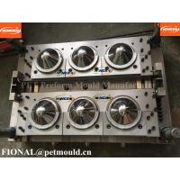 Best 8 cavity jar preform mould( wide mouth) pin valve gate preform mould wholesale