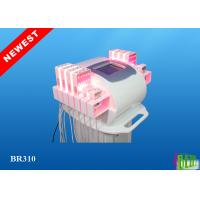 Best Dual Wavelength Lipo Laser Slimming Machine With Type B Applied Part Classification wholesale