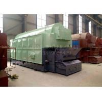 Buy Automatic Biomass Fired Steam Boiler Wood Chip Steam Boiler Zero Carbon Emissions at wholesale prices
