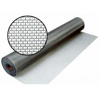 Quality 22×22 Mesh Window Security Mesh Screens / Wire Mesh Insect Screen Erosion Resistant for sale