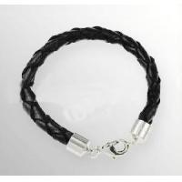 Quality Fashion Leather Jewellery Bracelet (LB-010) for sale