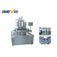 Buy cheap 200ml 415V 1500bph Automatic Can Seaming Machine from wholesalers