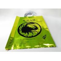 Buy Eco Friendly Retail Shopping Bags With Handle , Personalized Carrier Bags at wholesale prices