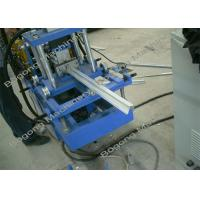 Quality Metal Light Keel Roll Forming Machine / Equipment With Slug Cutting for sale