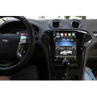 """Quality DSP 4G SIM SWC CarPlay FORD DVD Navigation System 10.4"""" Ford Mondeo CarPlay Support for sale"""