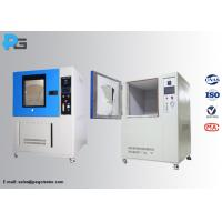 Quality PLC Control Environment Test Equipment IP5X/IP6X Dust Ingress Protection For Auto Parts for sale