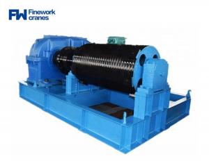 Quality 3t 5t 6t 650KN High Speed Electric Winch For Lifting Machinery for sale